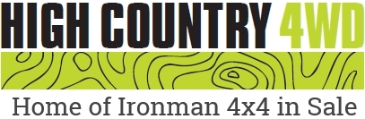 High Country 4WD Logo