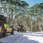 Billy Goat Bluff 4WD Track In the High Country