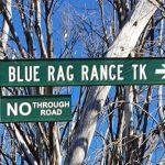 Blue Rag Range 4WD Track